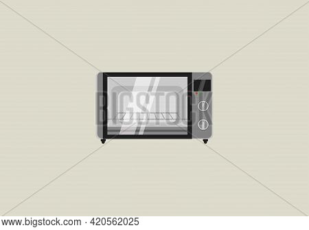 Microwave. Microwave Icon Isolated On White Background. Microwave Icon Thin Line Outline Linear Micr