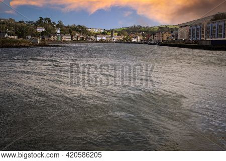 The Town Of Bantry In County Cork Is The Town To Whom The Bay Owes Its Name.