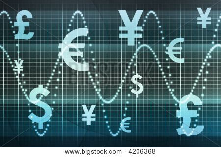 Financial Sector Global Currencies