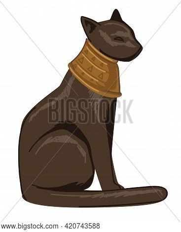 Egyptian Cat, Bastet Deity Goddess Egypt Culture