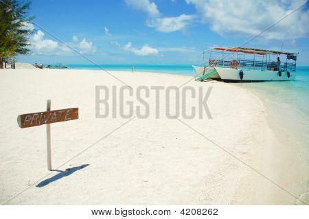 Bora Bora Private Motu