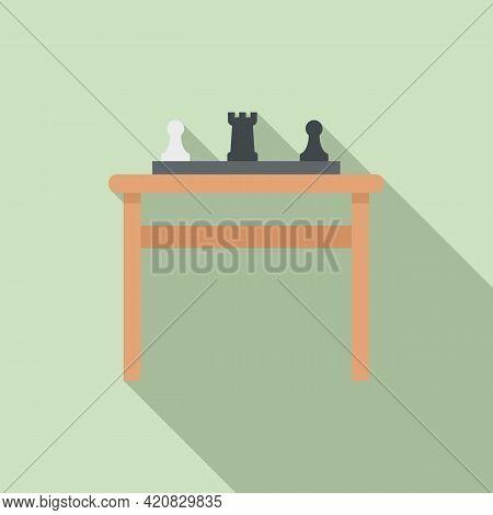 Nursing Board Game Icon. Flat Illustration Of Nursing Board Game Vector Icon For Web Design