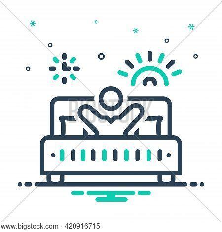 Mix Icon For Avicii Awake Bed Person
