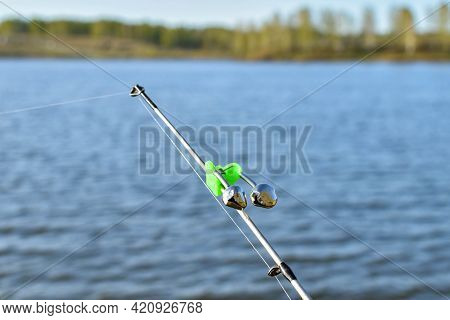 Fishing Bells, Bite Alarm. Fishing Rod Attachment For Night And Day Fishing. Bells Will Alert You Of