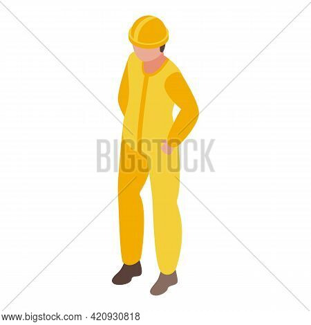 Constructor Icon. Isometric Of Constructor Vector Icon For Web Design Isolated On White Background