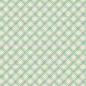 Seamless gentle green diagonal pattern vector illustration poster