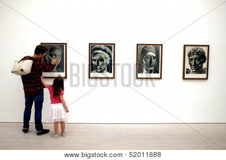 Family in Art exhibition