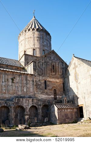 Tatev Monastery In Armenia
