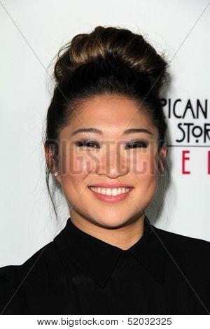 LOS ANGELES - OCT 7:  Jenna Ushkowitz at the