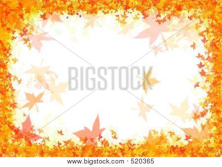 Fall Autumn Frame