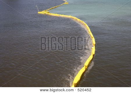 Pollution Control Barrier