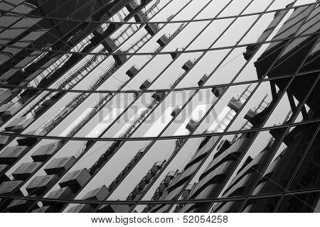 London - September 21: Willis Building On September 21, 2013, During Open House