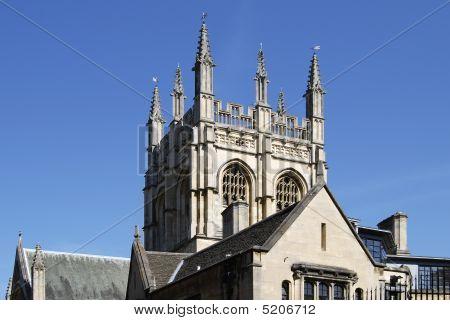 Merton College Chapel, Oxford, England