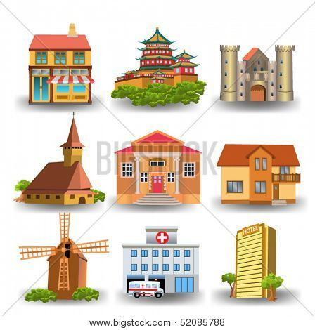 representative buildings