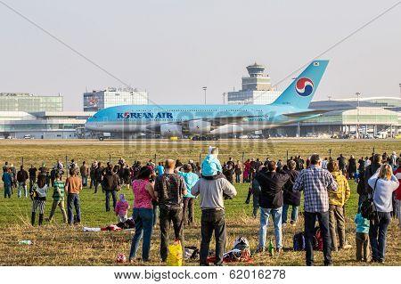 A380 Of Korean Air