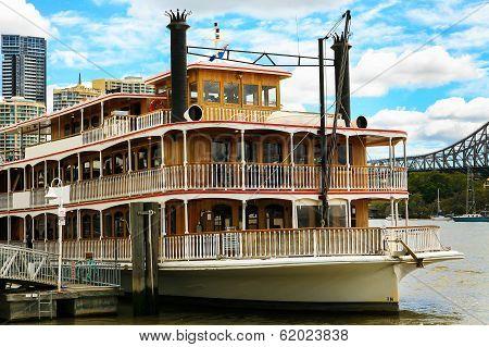 River Queen 1 Ferry, Brisbane River