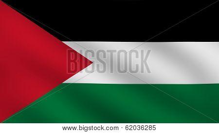 Palestinean Flag