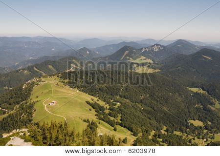 Hills Around The Schneeberg