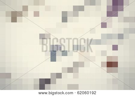 Pixel pattern, Pixels Abstract Design, digitally generated image poster