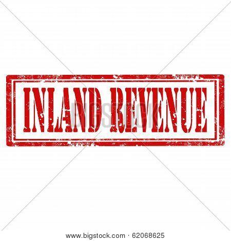 Inland Revenue stamp
