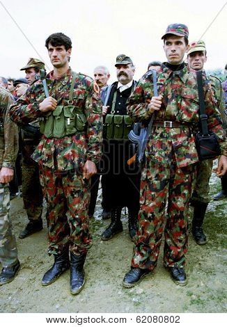 an analysis of the intervention and resulting conflict between allied and serb forces in kosovo 1998 march-september - open conflict between serb police and separatist kosovo liberation army (kla) serb forces launch a brutal crackdown serb forces launch a brutal crackdown civilians are.
