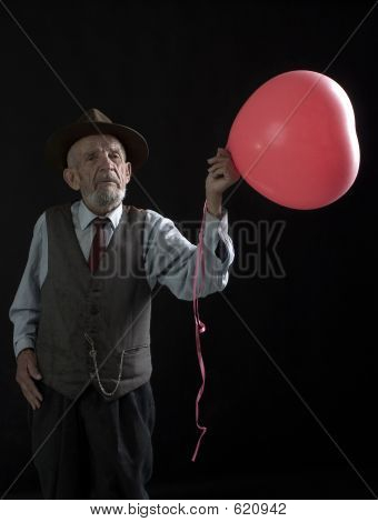 Old Red Balloon