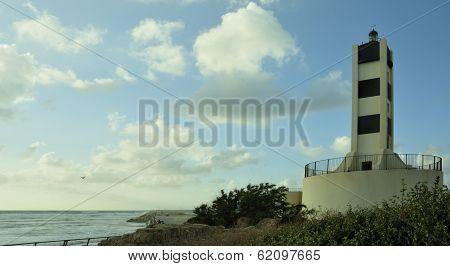 Lighthouse of Tel-Aviv