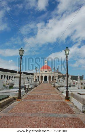 Old San Juan Cemetery