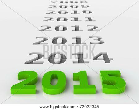 2015 Past