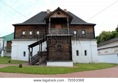 Architecture Of Old Slavonic Building
