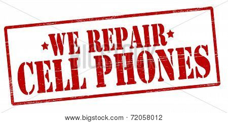 We Repairs Cell Phones