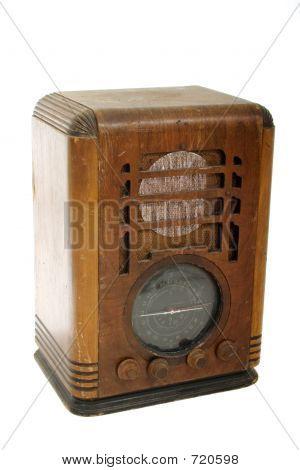 Vieja Radio Vintage