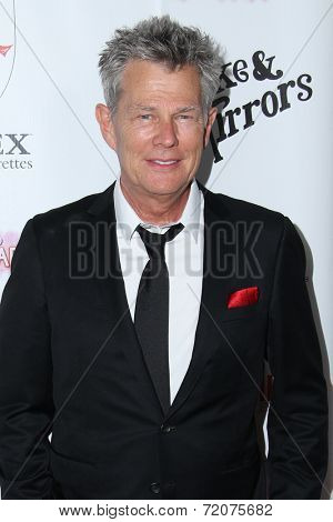 LOS ANGELES - SEP 13:  David Foster at the 2014 Brent Shapiro Foundation Summer Spectacular at Private Residence on September 13, 2014 in Beverly Hills, CA