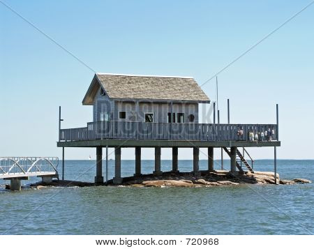House Above The Water