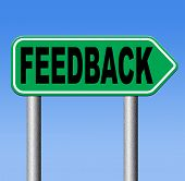 user feedback and testimonials.  customer satisfaction survey comments review and testimonials poster