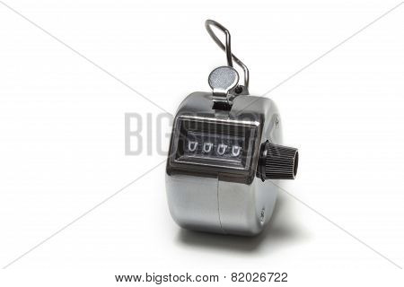 Tally Click Counter Showing 0000