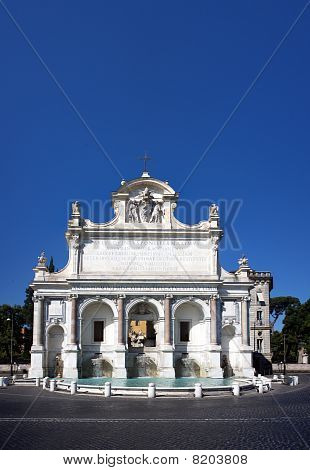 Papal Fountain