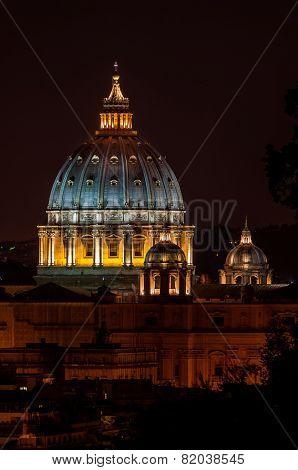 Saint Peter Dome