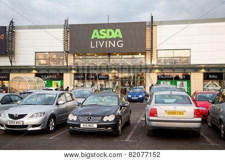 asda living
