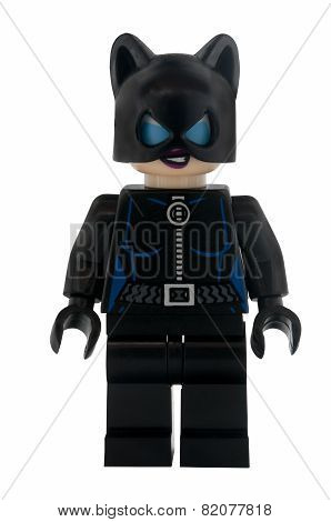 Catwoman Minifigure