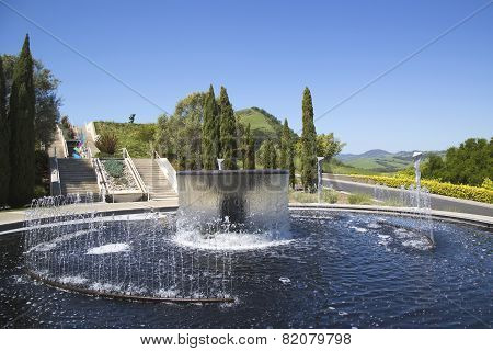 Artesa Winery in Napa Valley