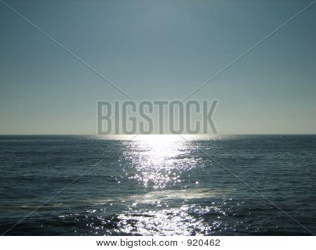 Sunlight Dancing On Water