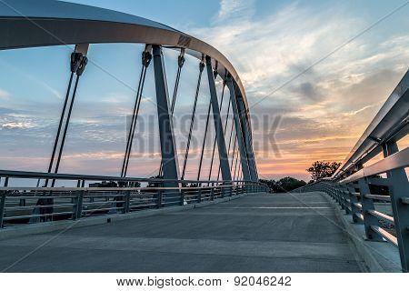 Main Street Bridge in Columbus Ohio