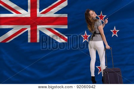 Tourist Travel To New Zealand