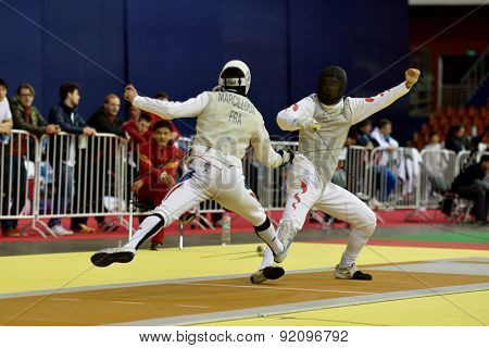 Fie Fencing Live Results