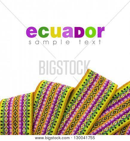 Ecuadorian material