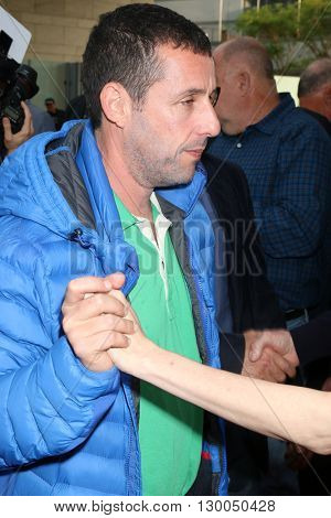 LOS ANGELES - MAY 16:  Adam Sandler at the The Do-Over Premiere Screening at the Regal 14 Theaters on May 16, 2016 in Los Angeles, CA
