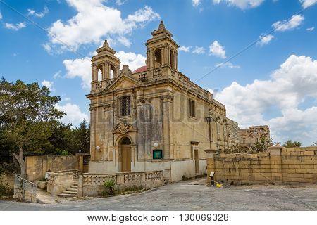 Tas-silg Church, Malta