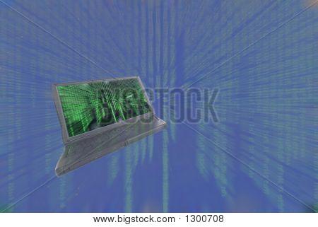 Laptop, Enter The Matrix