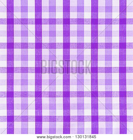 Purple table cloths texture or background table chintz.